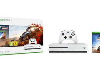 Xbox One S - Forza Horizon 4