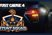 Just Cause 4: Stunt Squad