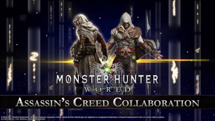 Monster Hunter: World - Assassin's Creed Collaboration