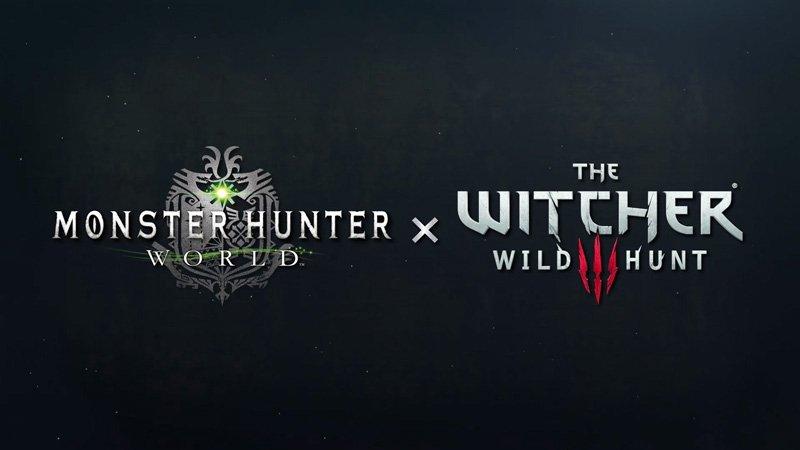 Monster Hunter: World - The Witcher