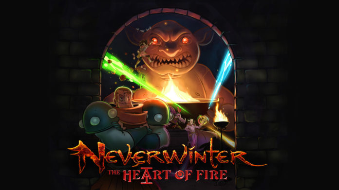 Neverwinter: The Heart of Fire
