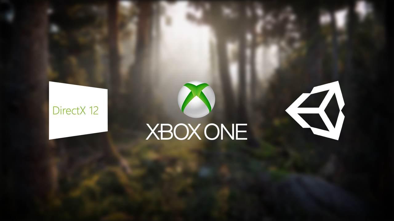 Unity Xbox One