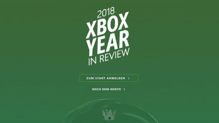 Xbox Jahr 2018