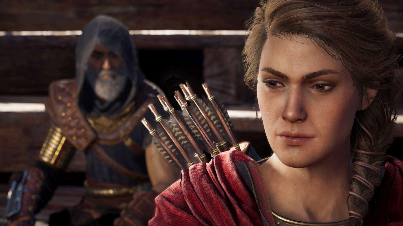 """Assassin's Creed Odyssey: Zweite Episode """"Schattenerbe ..."""