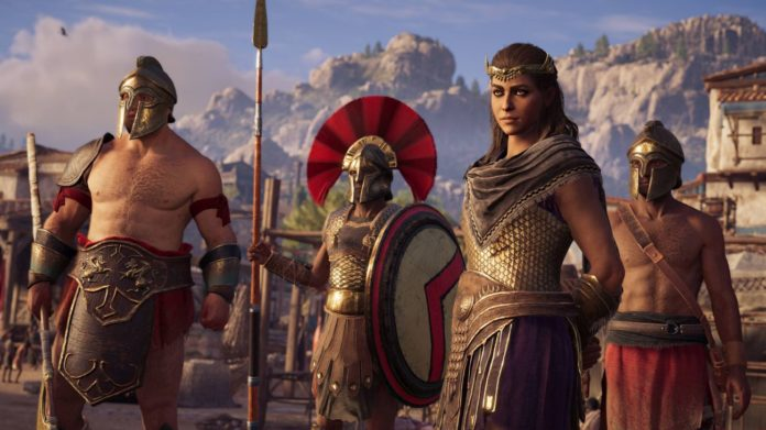 Assassin's Creed Odyssey: Trailer zur zweiten Episode ...
