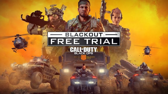 Call of Duty: Black Op 4 - Blackout Trial Version