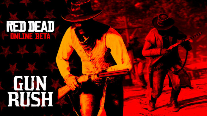 Red Dead Online: Gun Rush