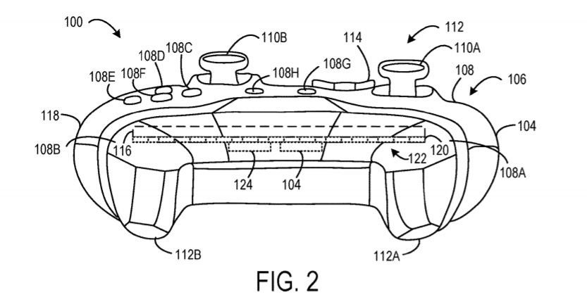 Patent - Xbox Controller