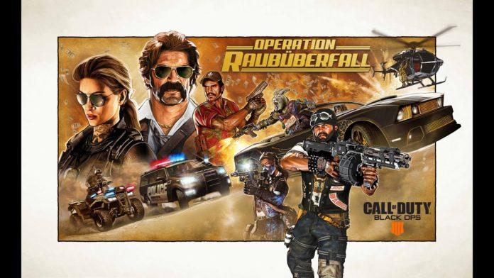 Call of Duty: Black Ops 4 - Operation: Raubüberfall