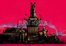 Rainbow Six Siege - Operation Burnt Horizon