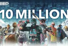 Steep - 10 Millionen