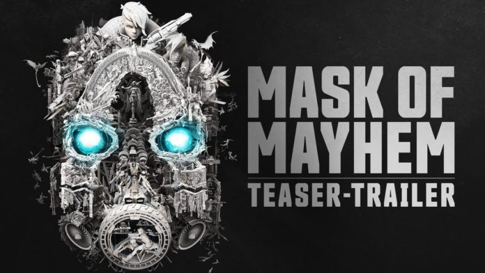 Borderlands: Mask of Mayhem