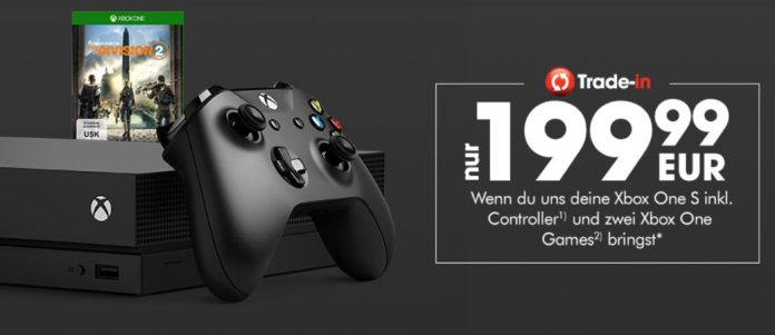 Xbox One X: GameStop startet Trade-In-Aktion
