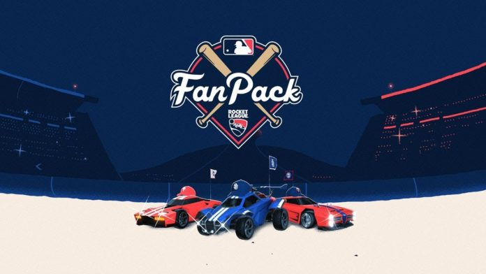 Rocket League - MLB Fan Pack