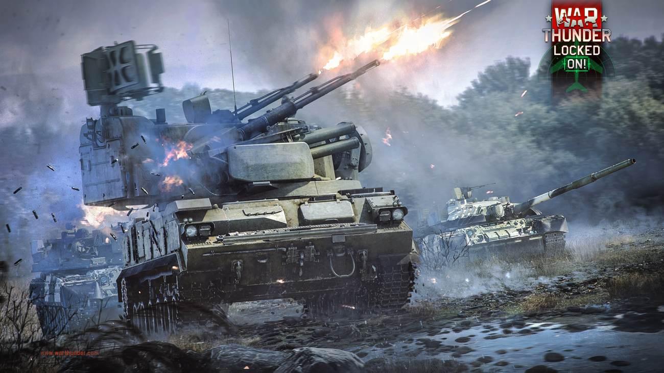 War Thunder: Update 1.87 'Locked on!'