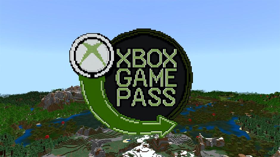 Xbox Game Pass - Minecraft