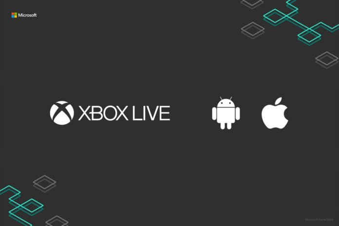 Xbox Live - Android - iOS