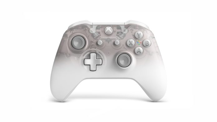 Xbox Wireless Controller – Phantom White Special Edition