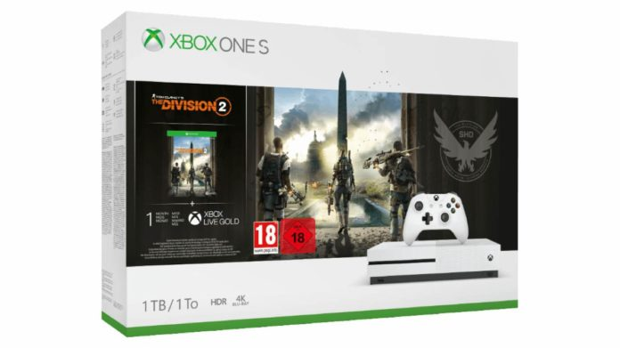 Xbox One S The Division 2 Bundle