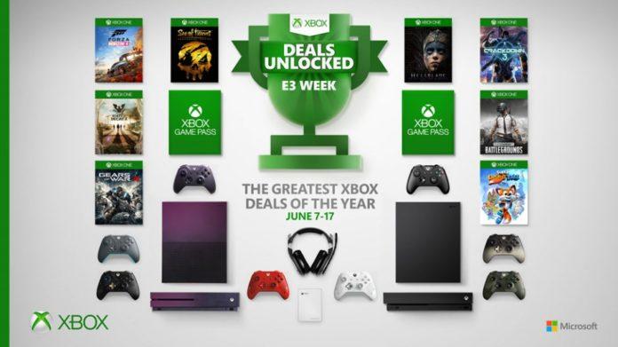 Xbox E3 2019 Sale