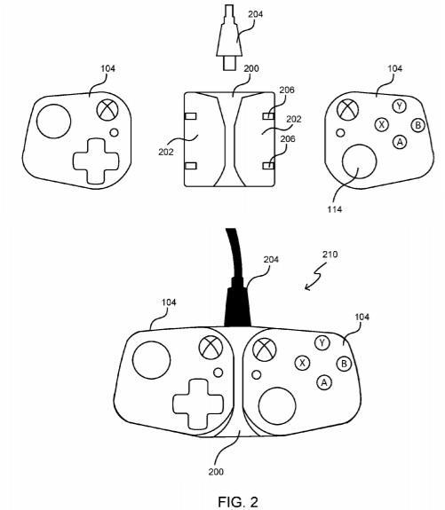 Controller Patent