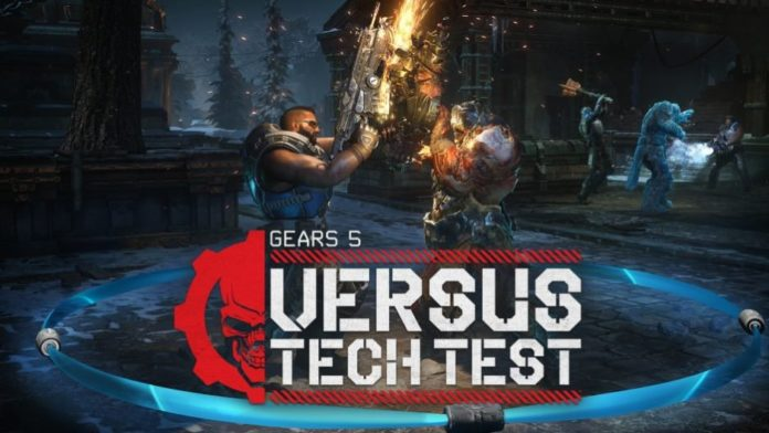 Gears 5: Versus Tech Test