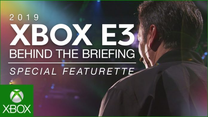 Xbox E3 2019 Briefing - Behind the Scenes - Doku