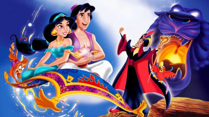 Aladdin & The Lion King