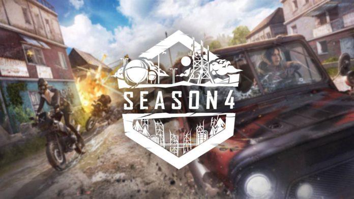 PlayerUnknown's Battlegrounds: Season 4