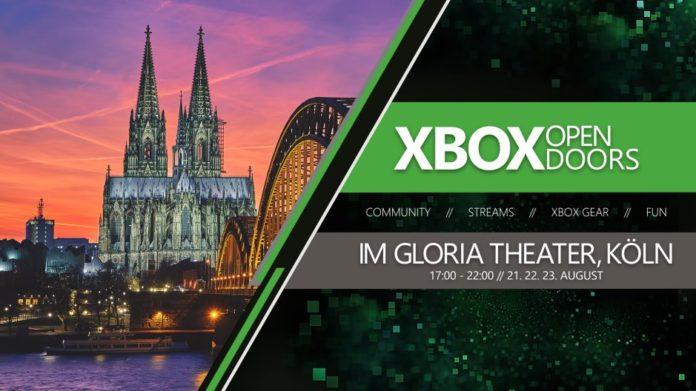 Xbox Open Doors