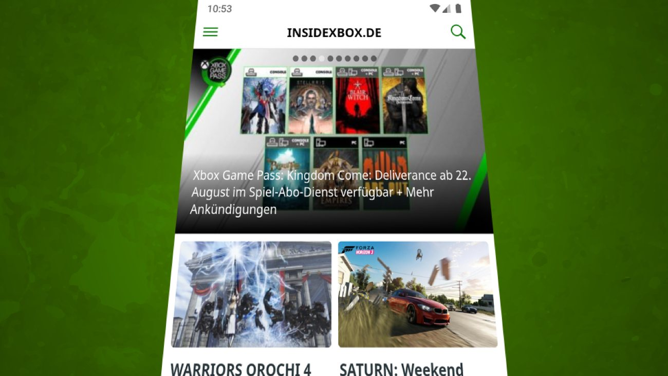 InsideXboxDE App