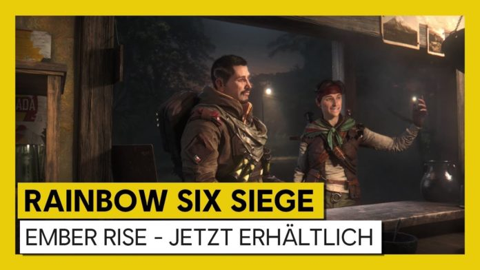 Rainbow Six Siege: Operation Ember Rise