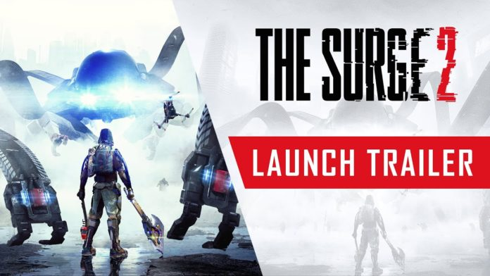 The Surge 2 Launch Trailer