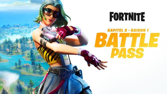 Fortnite Kapitel 2 - Saison 1 Battle Pass