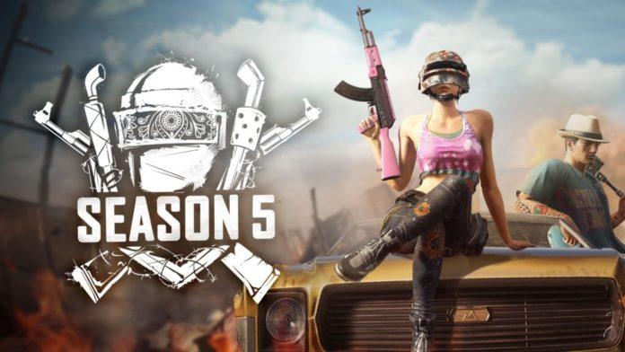 PlayerUnknown's Battlegrounds: Update 5.1