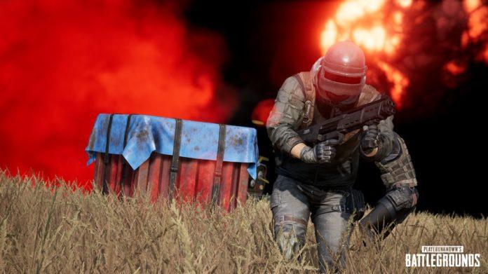 PlayerUnknown's Battlegrounds: Update 4.3