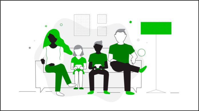 Xbox Familieneinstellungen