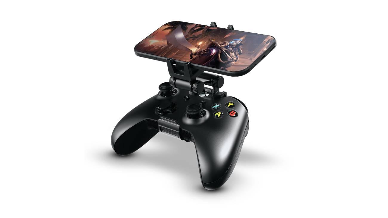 MOGA Mobile Gaming Clip für Xbox Wireless Controller
