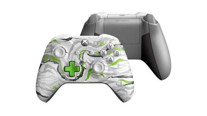 DPM X019 Aquabrush Xbox Wireless Controller