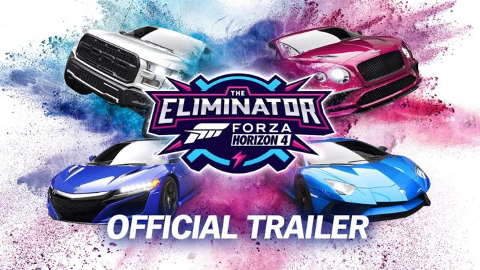 Forza Horizon 4 - The Eliminator