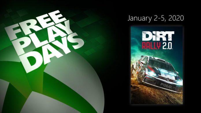Free Play Days - DiRT Rally 2.0