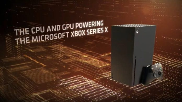 Xbox Series X - AMD