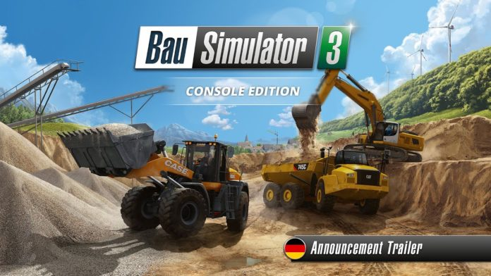 Bau-Simulator 3 – Console Edition