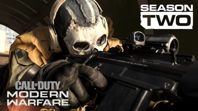 Call of Duty: Modern Warfare - Saison 2