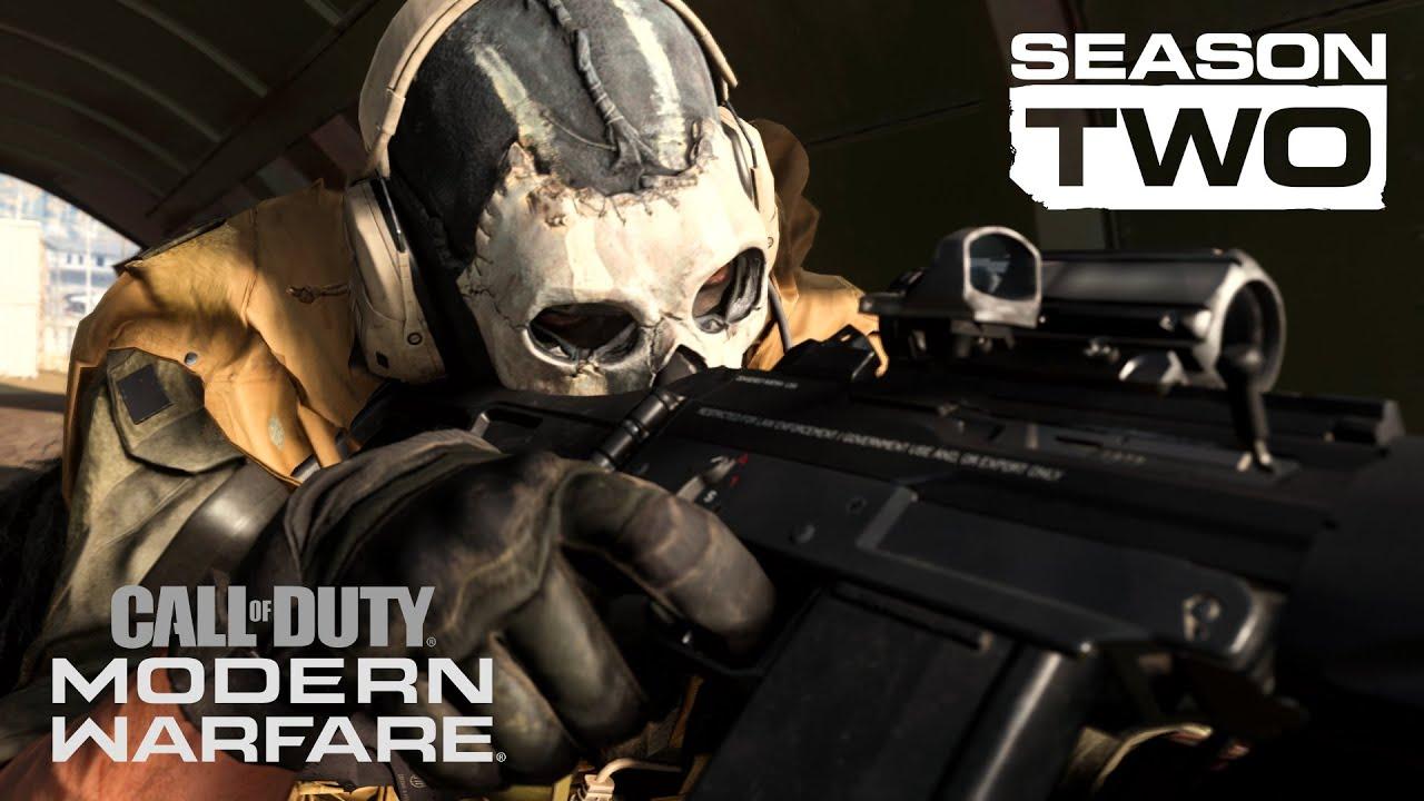Call of Duty: Modern Warfare - Saison 2