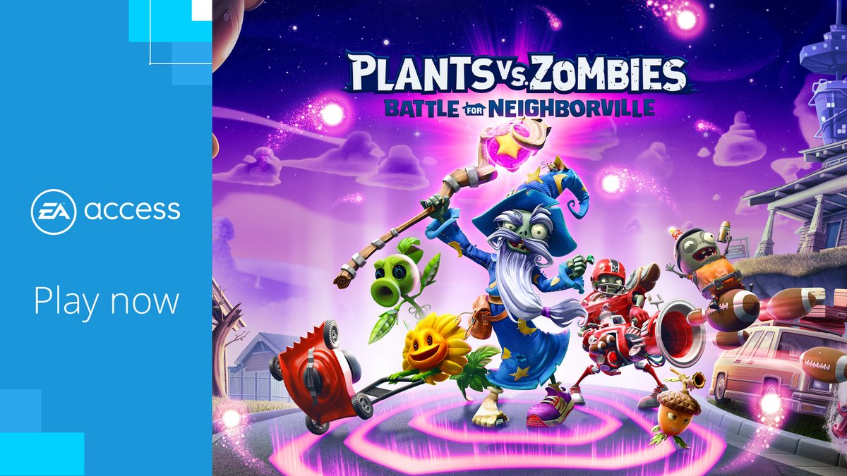 EA Access: Plants vs. Zombies: Schlacht um Neighborville