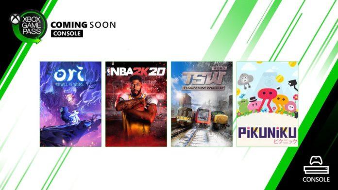 Xbox Game Pass - März 2020