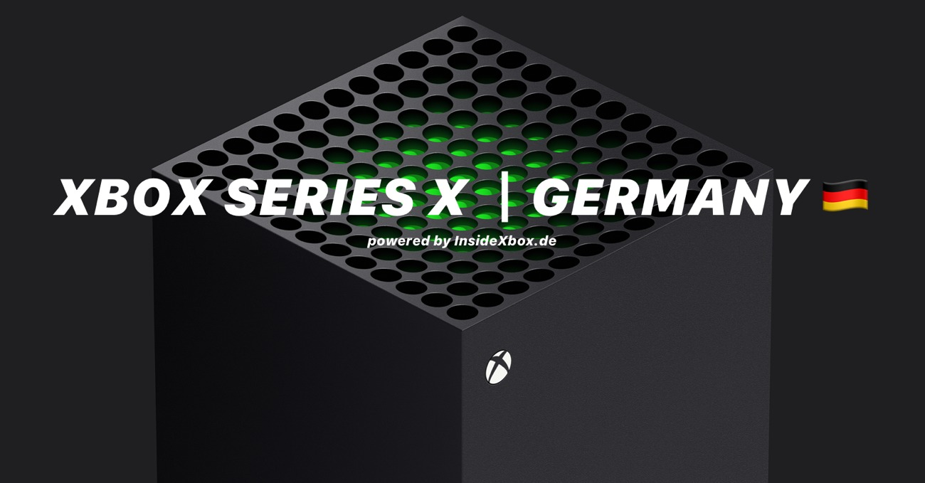 Xbox Series X Germany ?? - Facebook Gruppe