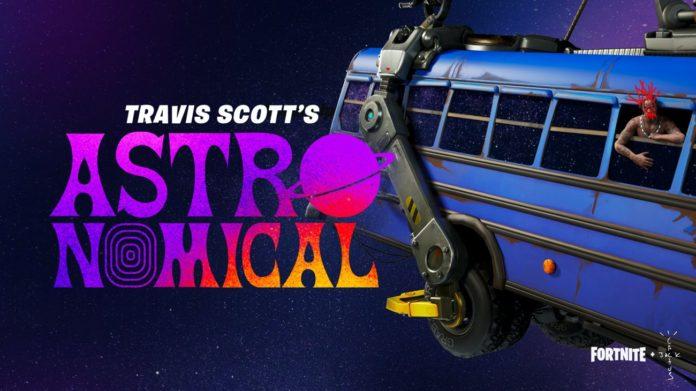 Fortnite: Astronomical