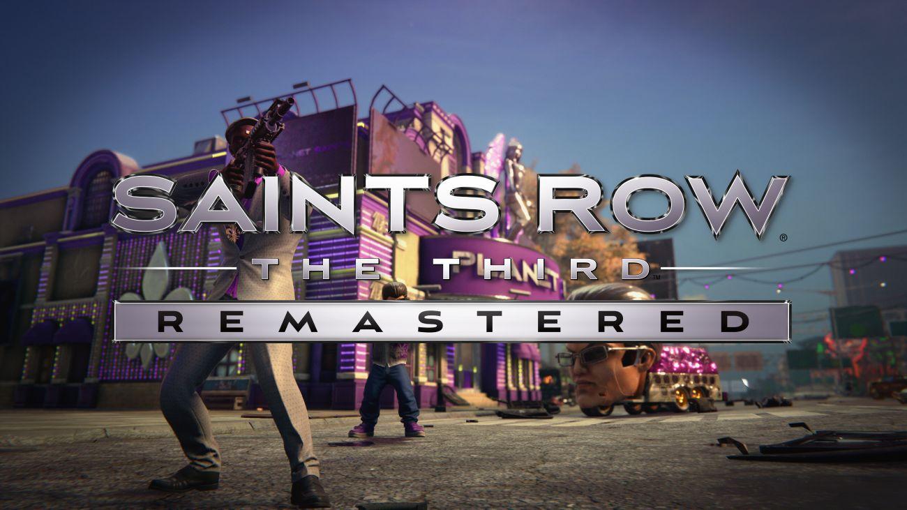 Saints Row: The Third - Remastered